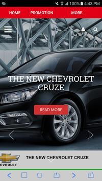 Chevrolet CCC poster