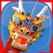 Chinese Kites Live Wallpaper icon