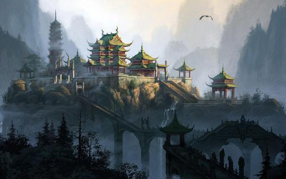 Feng Shui Live Wallpaper apk screenshot
