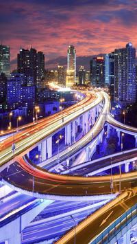 Hong Kong Live Wallpaper apk screenshot