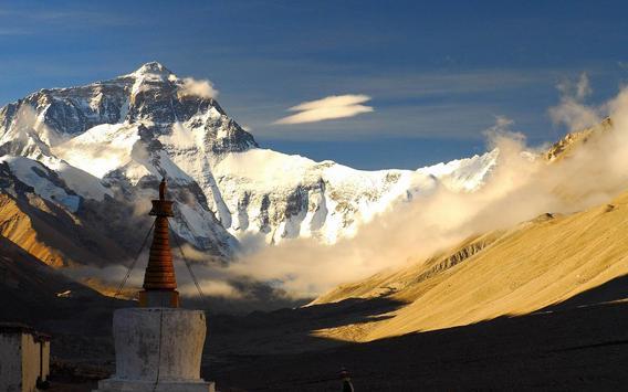 Tibet Live Wallpaper apk screenshot