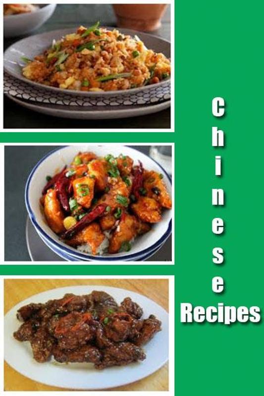Chinese food recipes descarga apk gratis comer y beber aplicacin chinese food recipes poster forumfinder Images