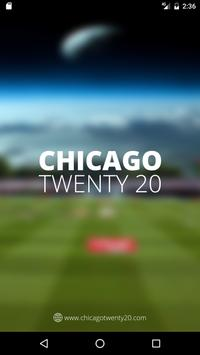 Chicago Twenty20 poster