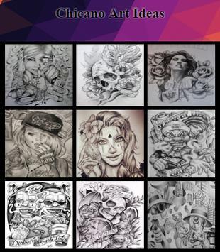 Chicano Art Ideas poster