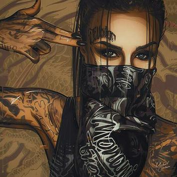 Chicano Tattoo Wallpaper For Android Apk Download