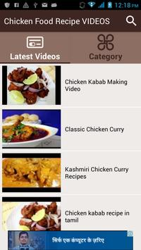 Chicken food recipes videos descarga apk gratis entretenimiento chicken food recipes videos poster chicken food recipes videos captura de pantalla de la apk forumfinder