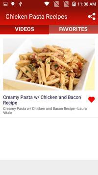 Chicken Pasta Recipes screenshot 3