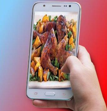 Free Chicken Recipe screenshot 1