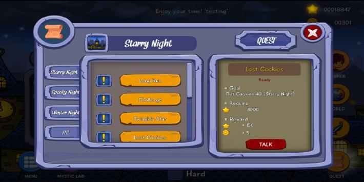 Mid Night Run apk screenshot
