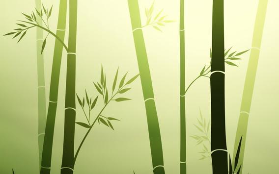 Bamboo Live Wallpaper apk screenshot