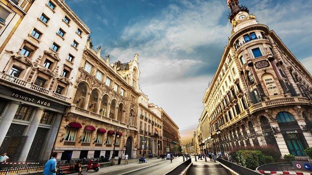 Barcelona City Live Wallpaper Poster