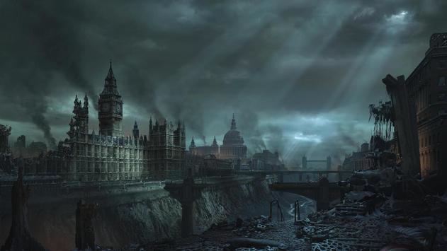 Dark Castle Live Wallpaper screenshot 1