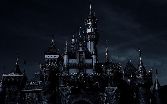 Dark Castle Live Wallpaper screenshot 2