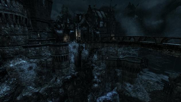 Dark Castle Live Wallpaper screenshot 3