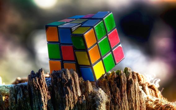 Cube Magic Live Wallpaper poster