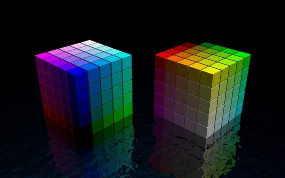 Cube Magic Live Wallpaper screenshot 1