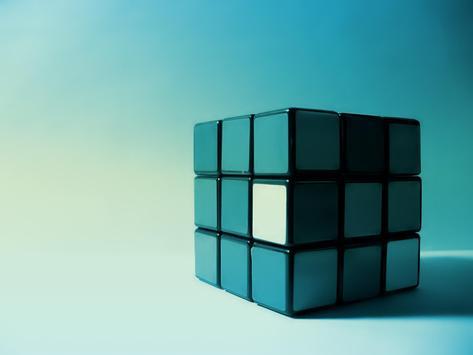 Cube Magic Live Wallpaper screenshot 3