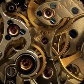 Gear Machine Live Wallpaper icon