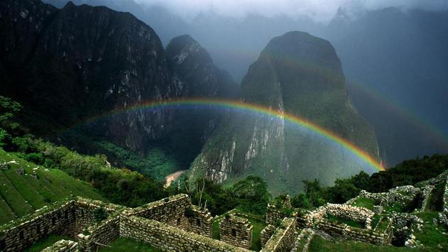 Machu Picchu Live Wallpaper apk screenshot