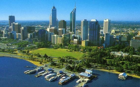 Perth Australia Live Wallpaper apk screenshot