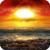 Perfect Sunrise Live Wallpaper icon
