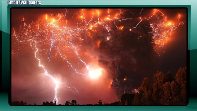 Storm Wallpaper poster