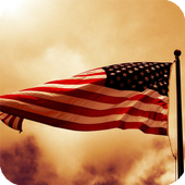 United States Flag Wallpaper icon