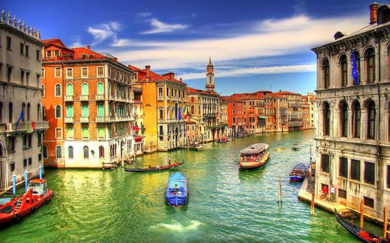 Venice Live Wallpaper apk screenshot