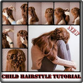 Child Hairstyle Tutorial icon