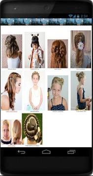 Child Hairstyle Tutorial poster