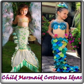 Child Mermaid Costume Ideas icon