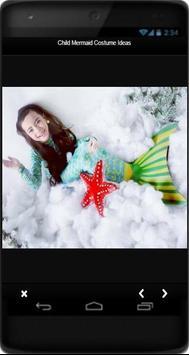Child Mermaid Costume Ideas apk screenshot