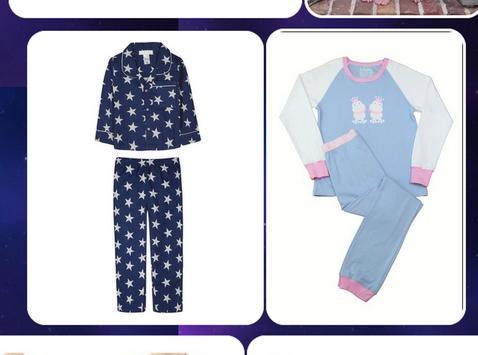 Children's Sleepwear Design screenshot 1