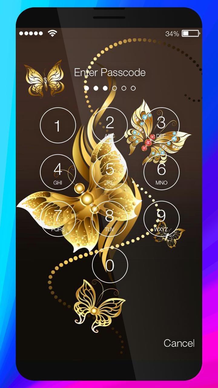 Butterfly Magic Fashion Wallpapers Hd Lock Screen For