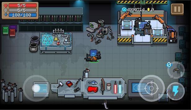 Soul Knight captura de pantalla 5