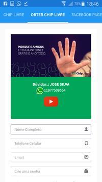 Chip Livre screenshot 1