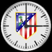 Reloj Atlético de Madrid icon