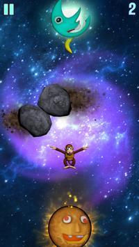 Monkey In Galaxy apk screenshot