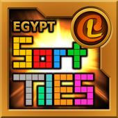 Sort Tiles Egypt icon