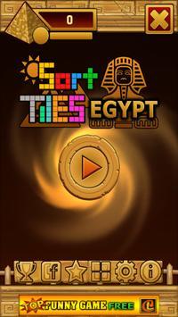 Sort Tiles Egypt poster