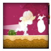 Super Florra Run Adventure - The Dark World icon