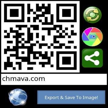 Basic QR Scanner -Chmava poster