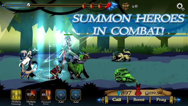 Risen Chronicles apk screenshot