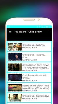 CHRIS BROWN Songs and Videos screenshot 4