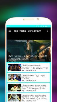 CHRIS BROWN Songs and Videos screenshot 3