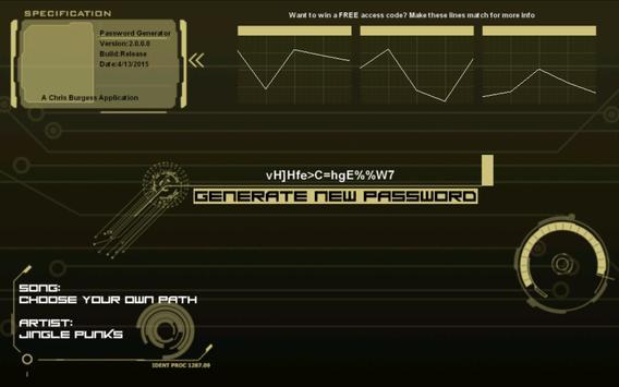 Password Generator poster