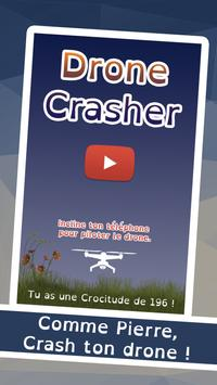 CROCE Drone Crasher poster