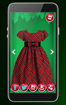 Christmas Dress Up Photo Booth apk screenshot