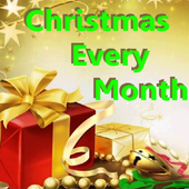 Christmas Every Month icon