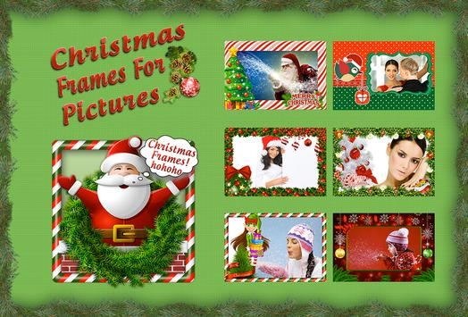 Christmas Frames for Pictures poster